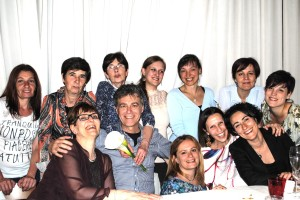 Foto di gruppo del personale